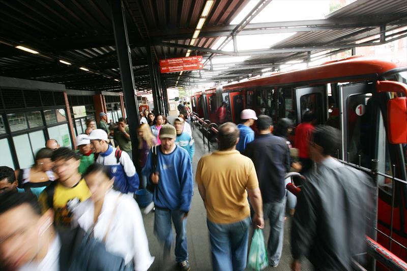 Projeto de lei prevê tarifa diferenciada no transporte coletivo. Foto: Arquivo/SMCS