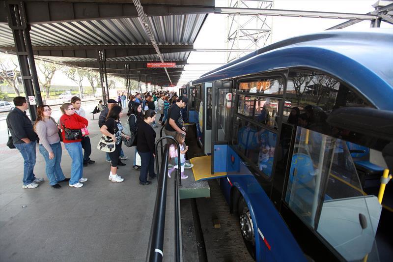 Projeto de lei prevê tarifa diferenciada no transporte coletivo. Foto:Maurilio Cheli/SMCS (arquivo)