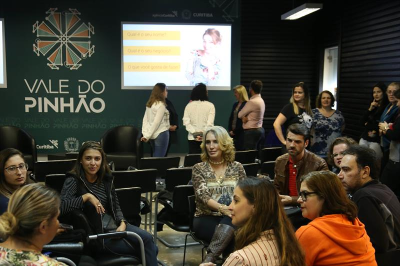 Workhop Empreendedora Curitibana no engenho de inovação. Curitiba, 13/06/2019. Foto: Luiz Costa /SMCS.