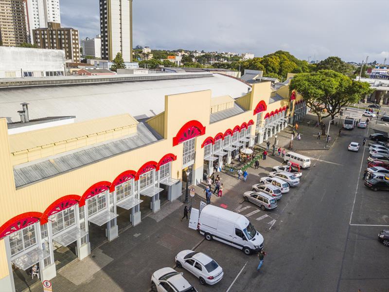 Mercado Municipal abre licitação para a ocupação de duas bancas. Foto: Daniel Castelano/SMCS