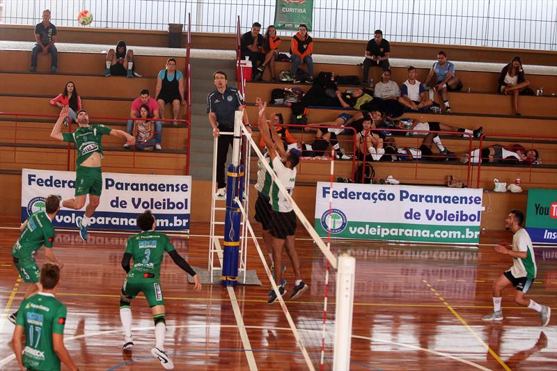 Copa Internacional de Voleibol movimenta a Oswaldo Cruz. Foto: Guilherme Dalla Barba/SMELJ