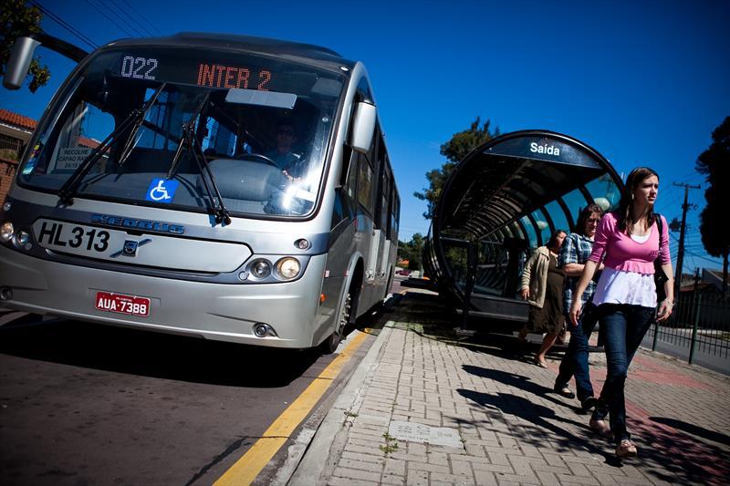 Ônibus Inter 2. Foto: Brunno Covello/SMCS (arquivo)
