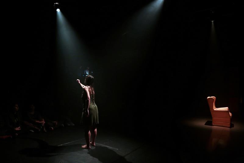 Homenagens a atriz Claudete Pereira Jorge no Teatro Novelas Curitibanas na noite de sábado (22) - Curitiba, 22 de Junho de 2019 - Foto Cido Marques / FCC