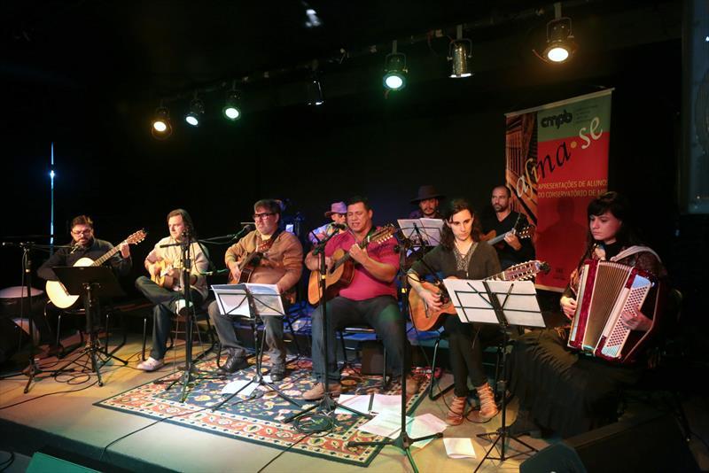 Alunos dos 36 cursos do Conservatório de Música Popular Brasileira começam neste fim de semana uma série de 30 apresentações ao público. Foto: Cido Marques/FCC
