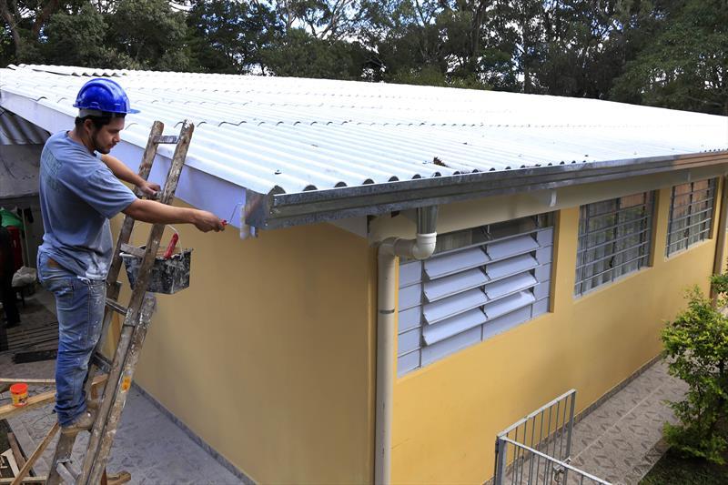 O Fundo Rotativo pode ser utilizado para a compra de materiais de limpeza, escritório e serviços rotineiros, como troca de vidros e pequenos reparos. Foto: Luiz Costa/SMCS (arquivo)