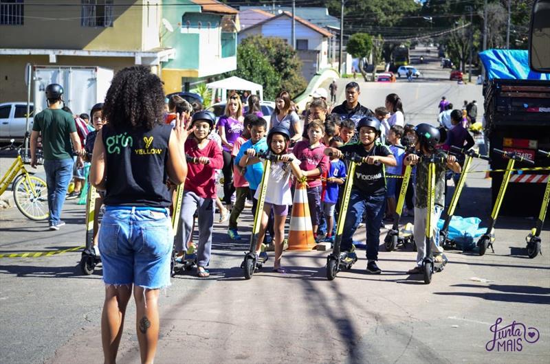 Um arraial de brincadeiras, diversão e muitos quitutes típicos vai fazer a alegria das crianças da Vila Torres. Foto: Adriano Gomes