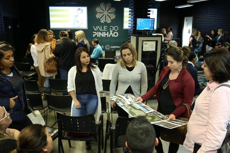 Workhop Empreendedora Curitibana no engenho de inovação. Curitiba, 13/06/2019. Foto: Luiz Costa /SMCS.