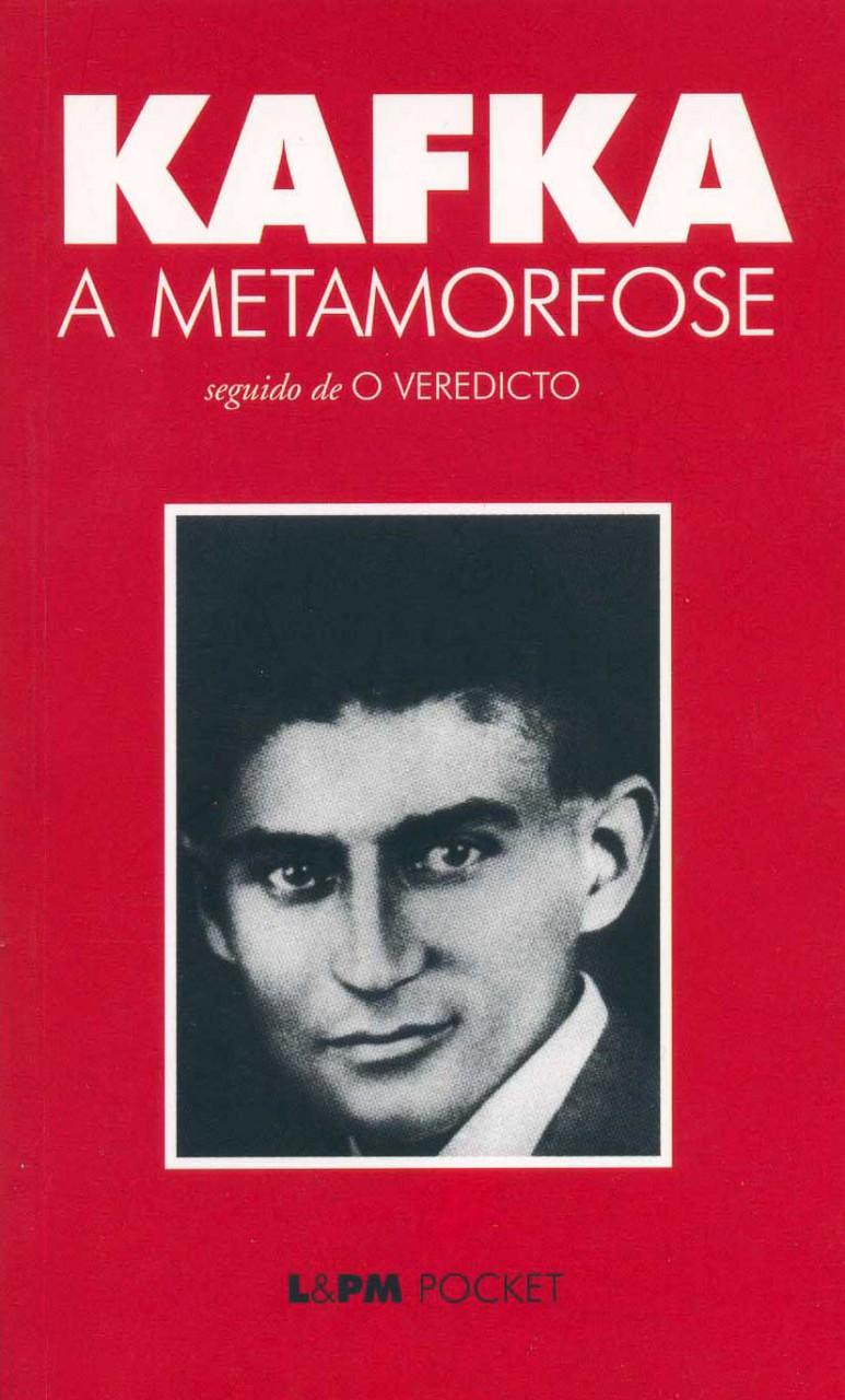A Metamorfose, de Franz Kafka, é a obra literária discutida neste sábado (13/7), na Casa da Leitura Augusto Stresser. Foto: Divulgação