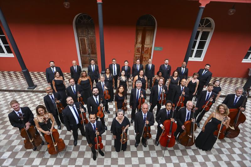 No mês de aniversário, Camerata faz turnê em festivais de música. Foto: Cido Marques/FCC