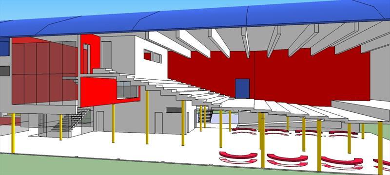 A Guarda Municipal de Curitiba terá uma academia estruturada com quadra coberta, estande de tiro e ala administrativa com refeitório e auditório.