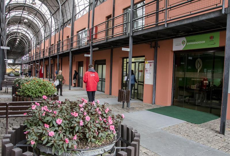 Espaço Empreendedor Rua da Cidadania Boqueirão é o que mais teve atendimentos em 2019. Curitiba, 20/08/2019.  Foto: Levy Ferreira/SMCS