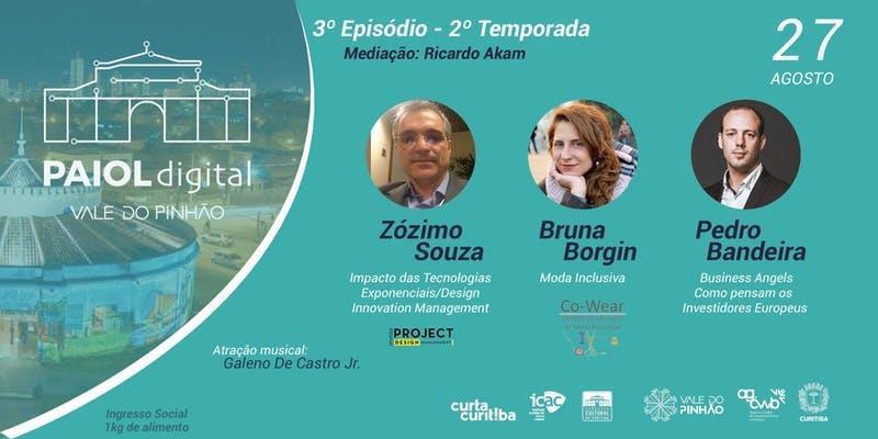 Paiol Digital da próxima terça-feira apresenta metodologia do Vale do Silício