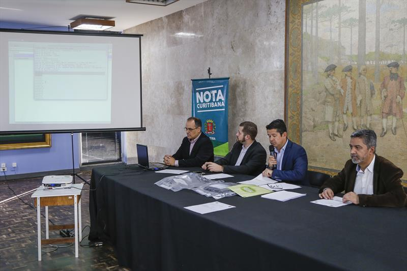 18º sorteio do Nota Curitibana. Curitiba, 30/08/2019. Foto: Pedro Ribas/SMCS