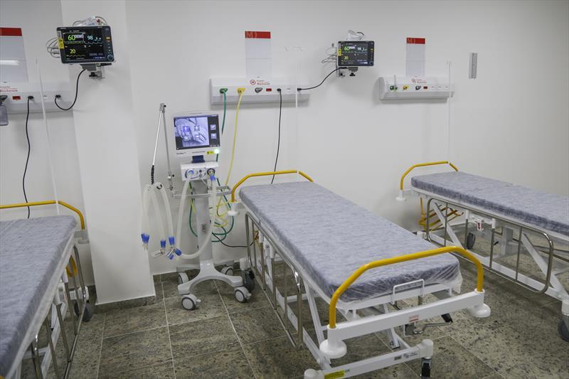 Inauguração da nova unidade de pronto socorro do Hospital Universitário Evangélico Mackenzie. Curitiba, 05/09/2019. Foto: Pedro Ribas/SMCS
