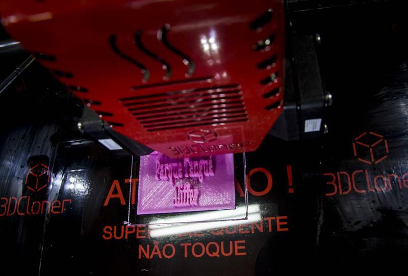 Farol do Saber e Inovação Manuel Bandeira estimula conhecimento e criatividade.  Curitiba, 02/09/2019. Foto: Levy Ferreira/SMCS
