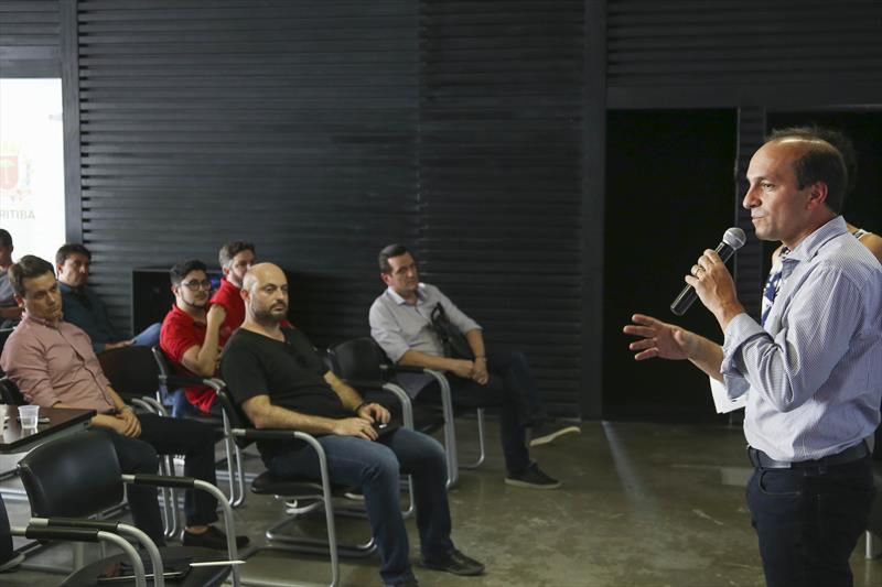 A Cielo, gigante brasileira em soluções de pagamentos eletrônicos, quer ampliar sua atuação no mercado financeiro com novas parcerias. Curitiba, 11/09/2019. Foto: Luiz Costa /SMCS.