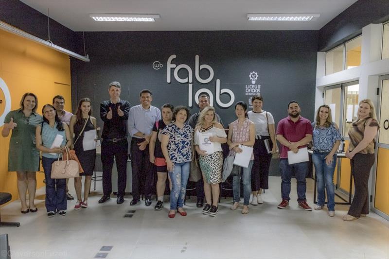 Fab Lab promove palestra sobre contabilidade em microempresas. Foto: Divulgação