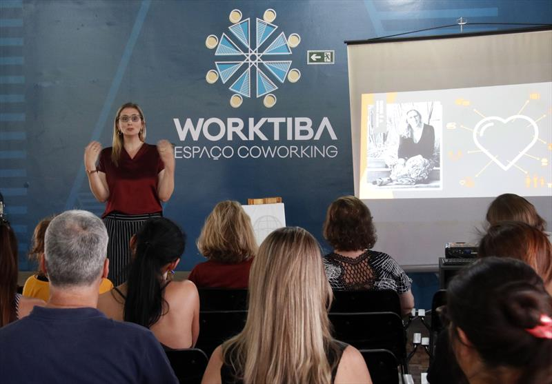 Empreendedores de Worktibas desenvolvem habilidades interpessoais. Curitiba, 17/09/2019.  Foto: Lucilia Guimarães/SMCS