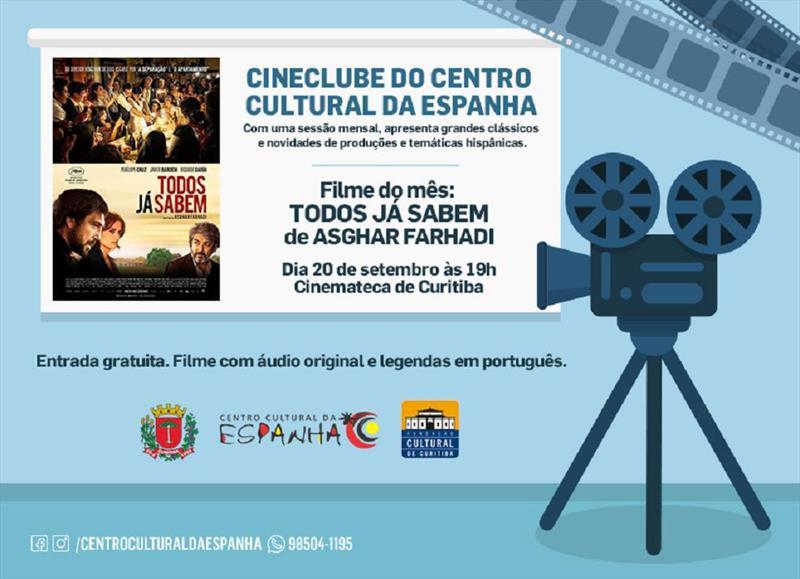 Drama e suspense no Cineclube do Centro Cultural da Espanha.