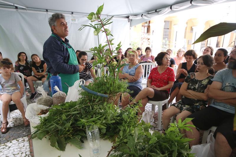 Na primavera, Capela Santa Maria terá oficina de jardinagem gratuito. Foto: Lucilia Guimarães/SMCS