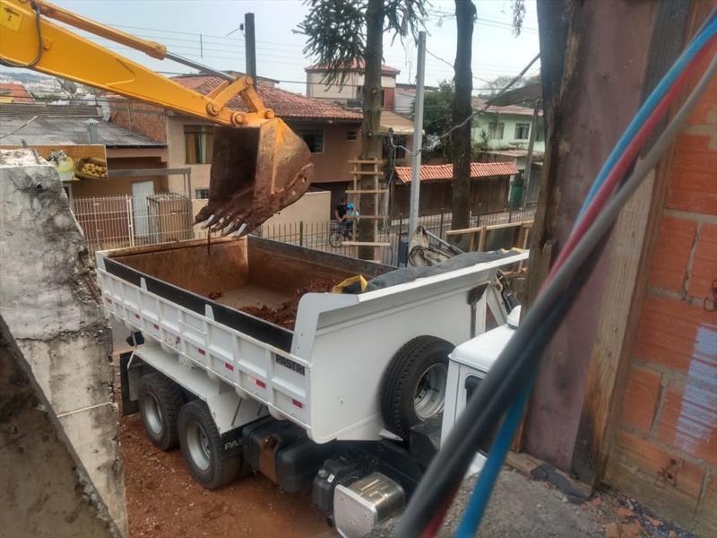 A Companhia de Habitação Popular de Curitiba (Cohab), retomou as obras do Centro Cultural Multiuso, na CIC. Foto: Divulgação