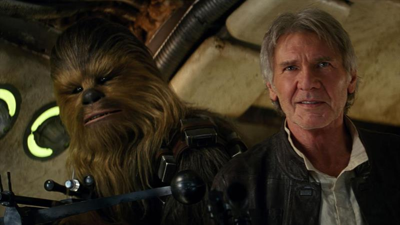 Star Wars O Despertar da Força.  Foto: Divulgação
