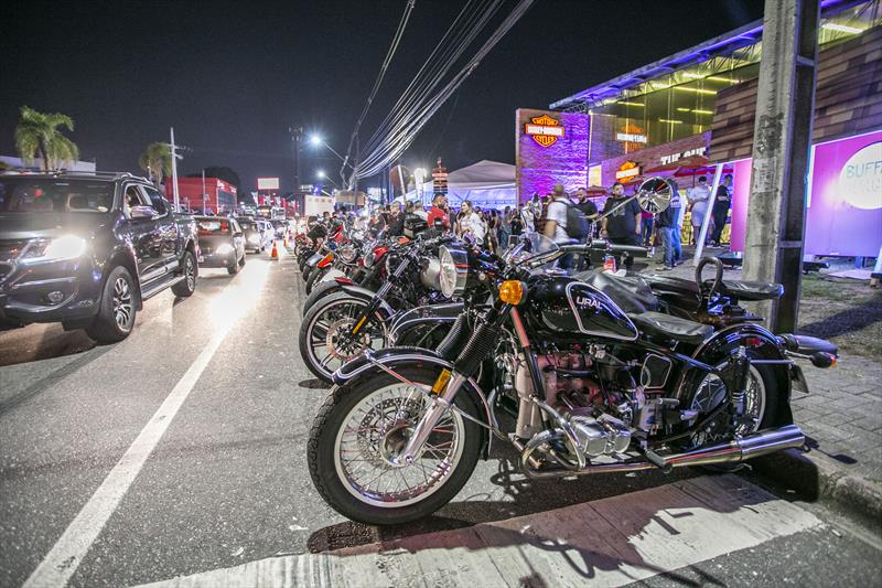 Evento alusivo ao Outubro Rosa promovido pela Harley Davidson na sede da empresa no Bairro Campina do Siqueira - Curitiba, 11/10/2019 - Foto: Daniel Castellano / SMCS