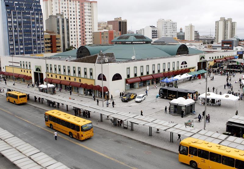 Linha do Uberaba tem tarifa reduzida a partir desta quarta-feira. Foto: Luiz Costa/SMCS