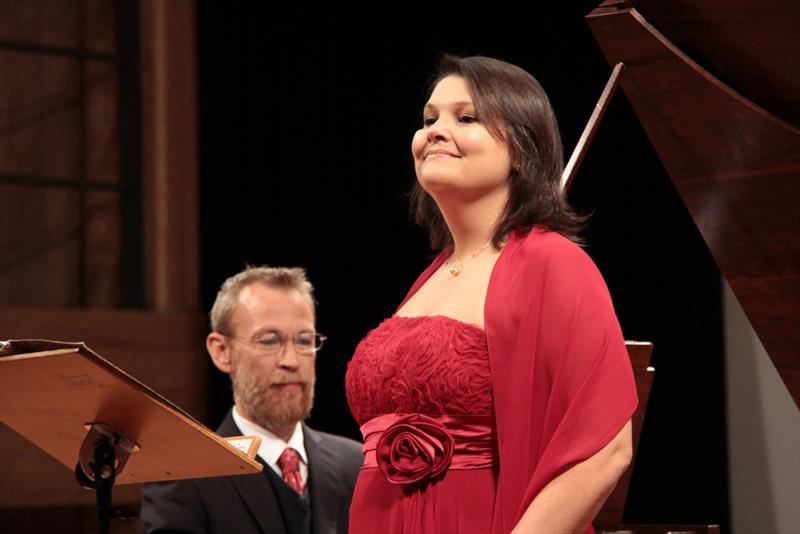 Orquestra de Câmara da Cidade de Curitiba apresenta Óperas de Handel com solos da soprano Marília Vargas. Foto: Divulgação
