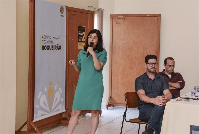 Consulta pública do Projeto Inter 2 na Regional Boqueirão.  Curitiba, 30/10/2019.  Foto: Levy Ferreira/SMCS
