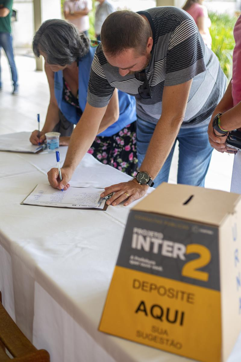 Consultas do Inter 2 reúnem 559 pessoas. Curitiba, 31/10/2019. Foto: Renato Oliveira D Prospero