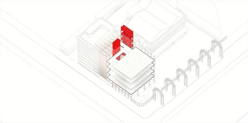 Aberta licitação para projetos executivos do Engenho da Inovação. Ilustração: IPPUC