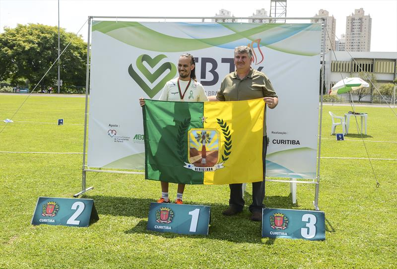 Jogos brasileiros para Transplantados atletismo na Universidade Positivo Campo Comprido. Curitiba, 22/11/2019. Foto: Levy Ferreira/SMCS