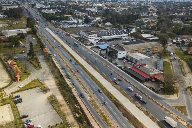 Prefeitura vende R$ 3,9 milhões em potencial da Linha Verde. Foto: Daniel Castellano/SMCS