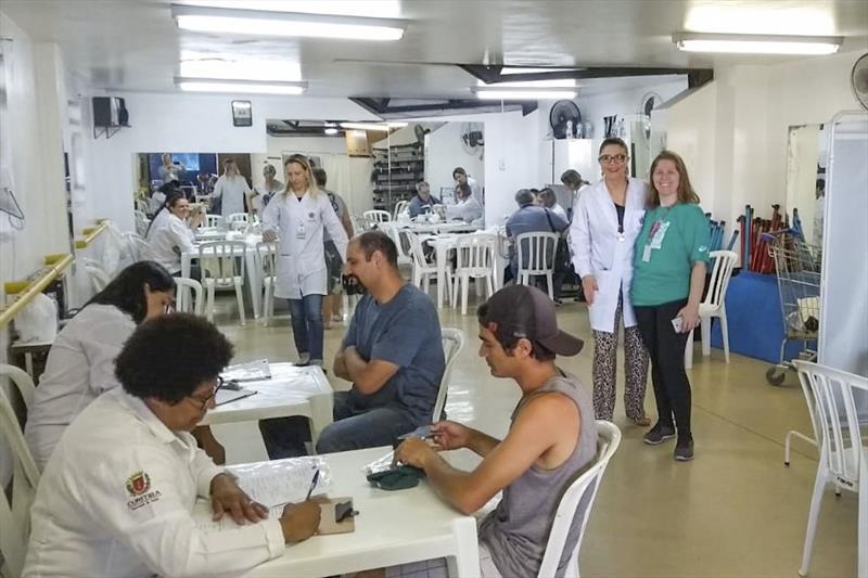 Justiça no Bairro realiza 7 mil atendimentos. Foto: Divulgação