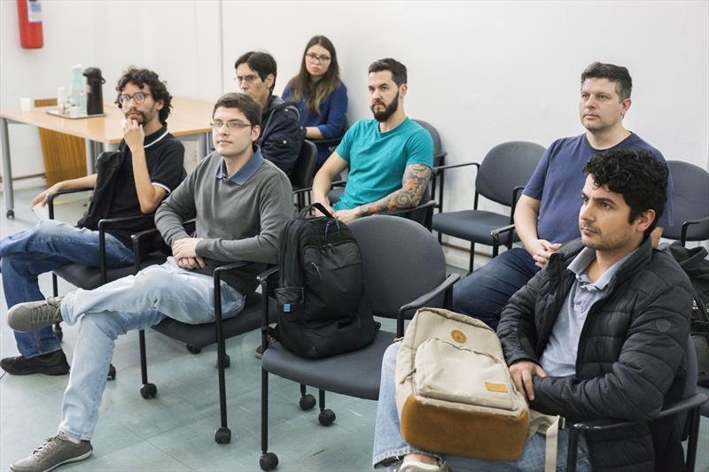 Posse de novos servidores. Curitiba, 04/12/2019 Foto: Valdecir Galor/SMCS