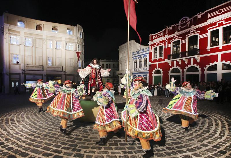 Auto de Natal leva clima de ópera ao Largo da Ordem a partir desta quarta Foto: Lucilia Guimarães/SMCS