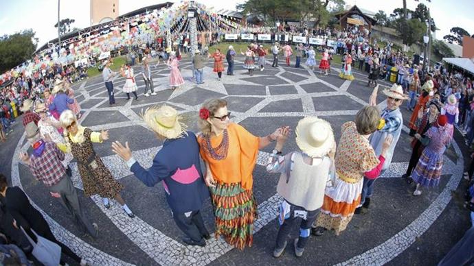 Festas juninas movimentam sete escolas municipais no sábado. Foto: Divulgação