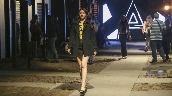 Está tudo pronto para a terceira edição do Boqueirão Fashion Day. Os últimos ajustes foram dados ontem à noite, no ensaio oficial. Curitiba, 11/07/2019.  Foto: Luiz Costa/SMCS