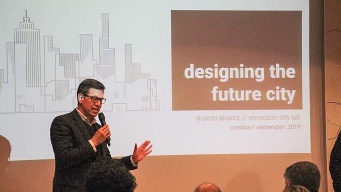 Prefeitura e MIT iniciam parceria pela inovação. Foto: Divulgação