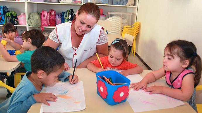 Dez pontos para entender o novo edital para prestadores de serviço na Educação Infantil. Foto: Cesar Brustolin/SMCS