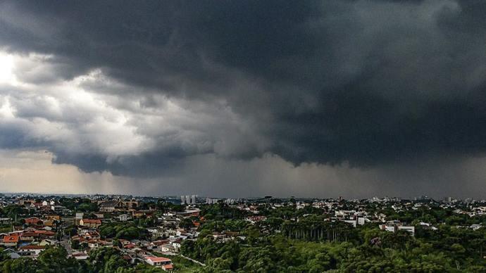 Defesa Civil reforça orientações para período de chuvas. Foto: Daniel Castellano