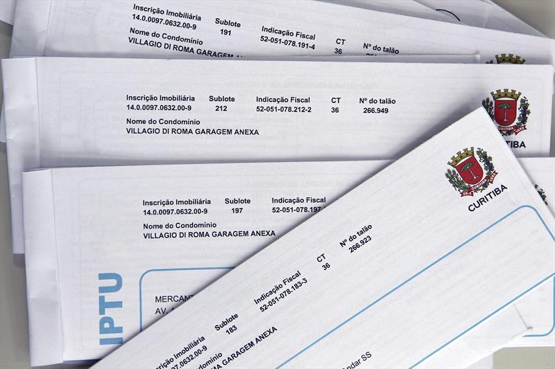 IPTU terá desconto de 4% para pagamento à vista e carnê já pode ser emitido pela internet. Foto: Cesar Brustolin/SMCS