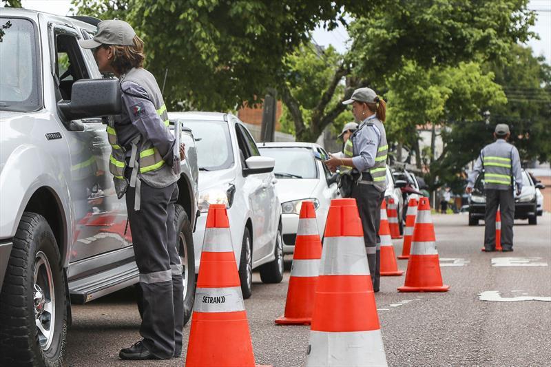 Fiscalizações da Setran inibem irregularidades no trânsito. Foto: Pedro Ribas (arquivo)
