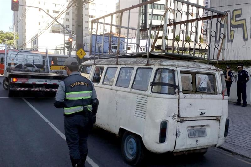 Fiscalizações da Setran inibem irregularidades no trânsito. Foto: Divulgação