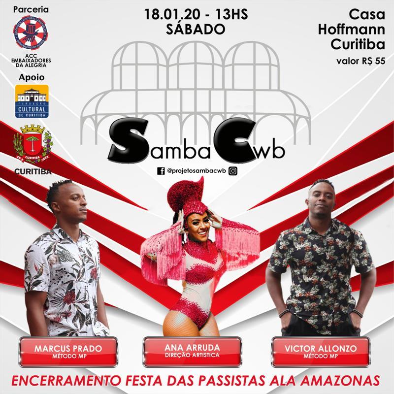 Projeto Samba CWB