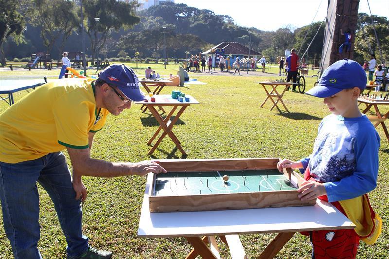 As atividades gratuitas do Verão Curitiba 2020 terão início neste sábado. Foto:Cesar Brustolin/SMCS