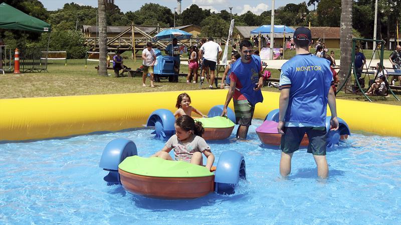 As atividades gratuitas do Verão Curitiba 2020 terão início neste sábado.  Foto: Lucilia Guimarães/SMCS