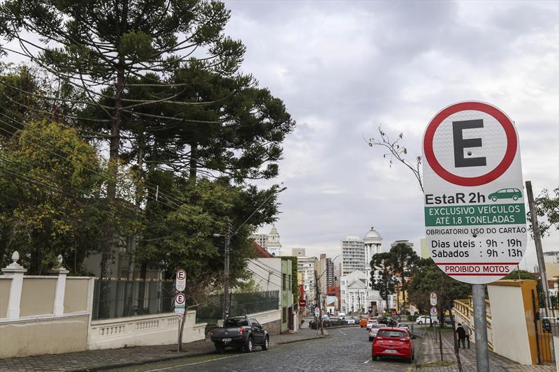 Urbs começa a credenciar aplicativos para EstaR eletrônico, que deve começar em fevereiro. Foto: Pedro Ribas/SMCS
