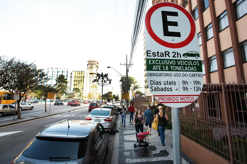 Urbs começa a credenciar aplicativos para EstaR eletrônico, que deve começar em fevereiro.  Foto: Jaelson Lucas/SMCS (ARQUIVO)